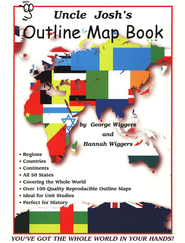 Uncle Josh's Outline Map Book   -     By: George Wiggers, Hannah Wiggers