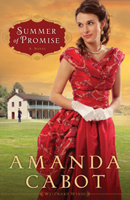 Summer of Promise, Westward Winds Series #1   -     By: Amanda Cabot
