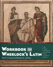 Workbook for Wheelock's Latin, Third Edition   -     By: Paul Comeau
