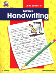 Cursive Handwriting  -     By: Vicki Shiotsu