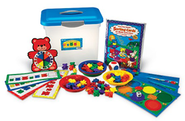Three Bear Family Sort, Pattern & Play Activity Set  -