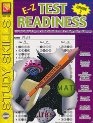 E-Z Test Readiness Grade 2   -