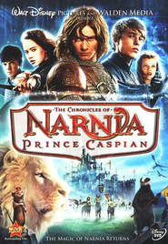 The Chronicles of Narnia: Prince Caspian (2008), DVD   -