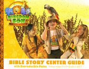 Bible Story Center Guide, Grades 1 & 2 (Ages 6-8)  -