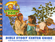 Bible Story Center Guide, Grades 3 & 4 (Ages 8-10)  -