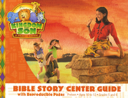 Bible Story Center Guide, Grades 5 & 6 (Ages 10-12)  -