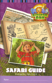 Safari Guide, Kindergarten (5 & 6)  -