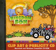 Kingdom of the Son Clip Art & Publicity CDROM  -