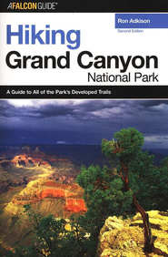 Hiking Grand Canyon National Park, 2nd  -