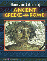 Hands-on Culture of Ancient Greece and Rome  -     By: Kate O'Halloran