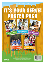 Under the Sun/Under the Stars VBS: It's Your Serve! Poster Pack  -
