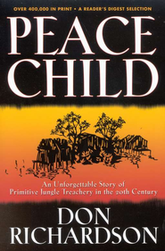 Peace Child: The Unforgettable Story of Primitive Jungle Treachery in the 20th Century - Slightly Imperfect  -