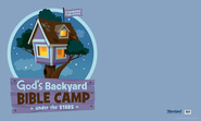 Under the Stars VBS: Outdoor Banner  -