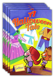 A Halloween Tale (Redesign)   -     By: Christin Ditchfield