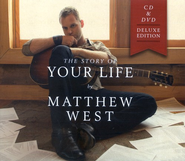 The Story Of Your Life, Deluxe Edition CD/DVD   -     By: Matthew West