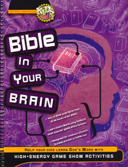 Amazing Journey Bible in Your Brain  -