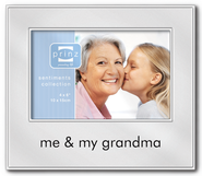 Me & My Grandma Photo Frame  -