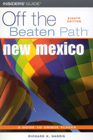New Mexico Off the Beaten Path, 8th  -