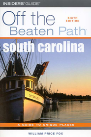 South Carolina Off the Beaten , 6th  -