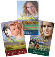 Montana Skies Series, Volumes 1-3  -     By: Penny Zeller
