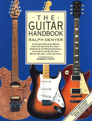 The Guitar Handbook, Revised           -     By: Ralph Denyer