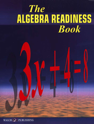 33 Steps to Algebra Readiness  -     By: Katherine Avila