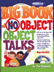 The Big Book of No-Object Object Talks w/CD-ROM  -     By: Tim Simpson