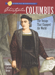 Sterling Biographies: Christopher Columbus  -              By: Emma Berne