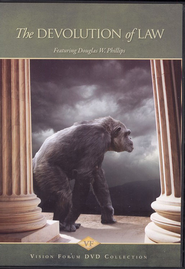 The Devolution of Law DVD   -              By: Douglas W. Phillips