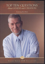 Top Ten Questions About Genesis and Creation--DVD  -     By: Ken Ham