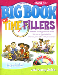 The Big Book of Time Fillers  -              By: Linda Massey