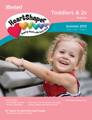 HeartShaper Toddler Curriculum