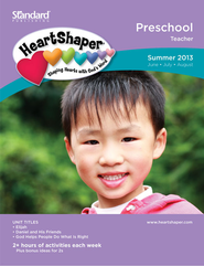 HeartShaper Preschool Curriculum
