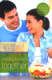 Moving Forward Together, Bible Study & Scripture Memory CD   -     By: First Place 4 Health