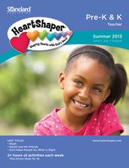 HeartShaper PreK & Kindergarten Curriculum