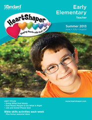 HeartShaper Early Elementary Curriculum