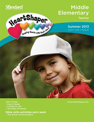 HeartShaper Middle Elementary Curriculum