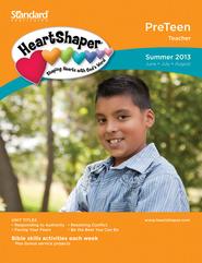 HeartShaper Preteen Curriculum