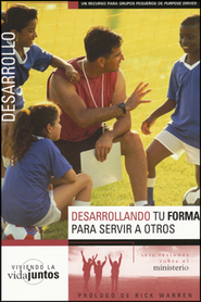 Desarrollando Tu Forma Para Servir A Otros, Developing Your  SHAPE To Serve Others  -     By: Brett Eastman, Dee Eastman, Todd Wendorff