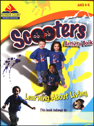 Learning About Living Activity Book & Take-Home Papers    -     By: Pioneer Clubs