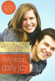 Daily Victory, Daily Joy, Bible Study & Scripture Memory CD   -              By: First Place 4 Health