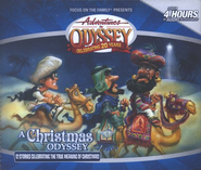 Adventures in Odyssey ® A Christmas Odyssey  -     By: Focus on the Family