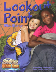 Lookout Point Bible Stories, Grades 3 & 4 (Ages 8-10)  -