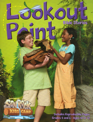 Lookout Point Bible Stories, Grades 5 & 6 (Ages 10-12)  -