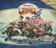 For God & Country: Adventures in Odyssey CD   -