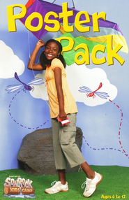 SonRock Kids Camp Poster Pack  -