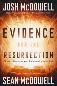 Evidence for the Resurrection - Slightly Imperfect  -              By: Josh McDowell, Sean McDowell