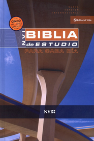 La Biblia de Estudio para Cada Día NVI, Enc. Dura  (NVI Student Bible, Hardcover)  -     Edited By: Philip Yancey, Tim Stafford     By: Edited by Philip Yancey & Tim Stafford