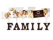 FAMILY Photo Clip Set  -