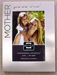 Mother, You are Loved Photo Frame  -